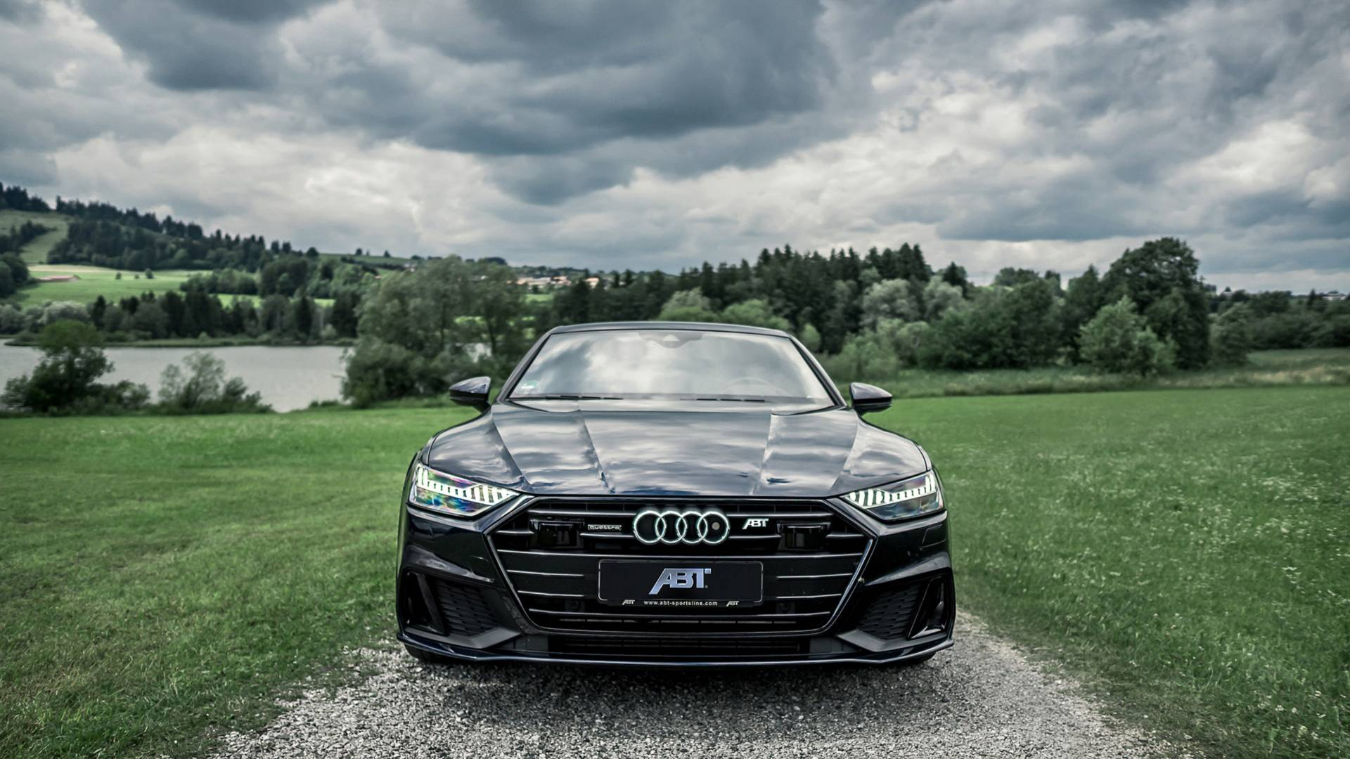 Audi A7 получил от Abt 22 дюймовые колеса и 25 процентный прирост