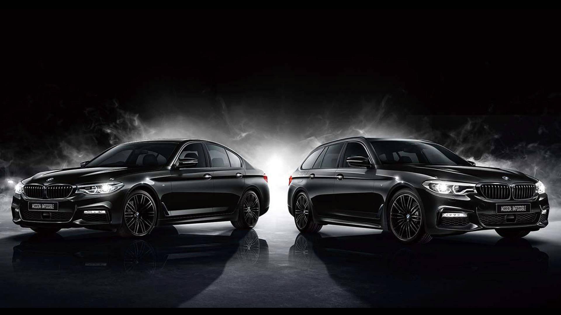 Компания БМВ представит вЯпонии особую версию седана БМВ M5