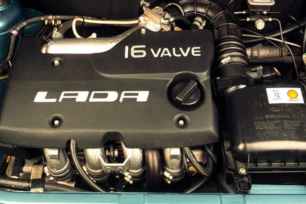 двигатель lada