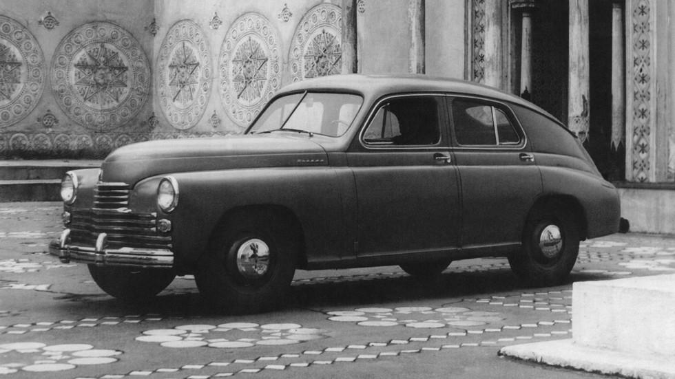 """ГАЗ М-20 """"Победа"""" '11.1944–02.1945"""