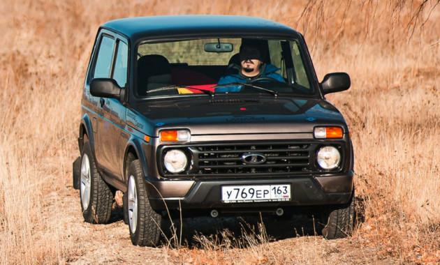 Улучшенный вседорожный автомобиль Лада 4X4 сумеет ездить на92 бензине