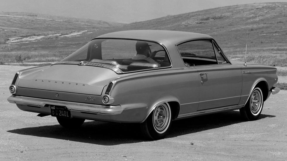 Plymouth Barracuda '1964