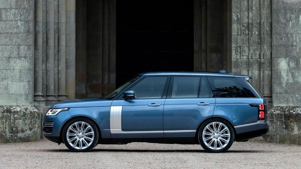 Range Rover (текущего поколения)
