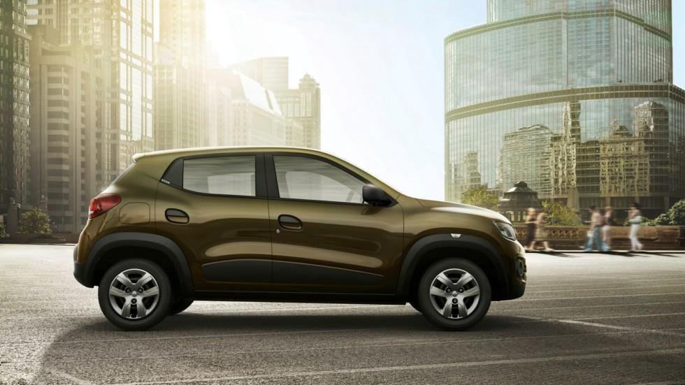 Renault Kwid (индийская версия)