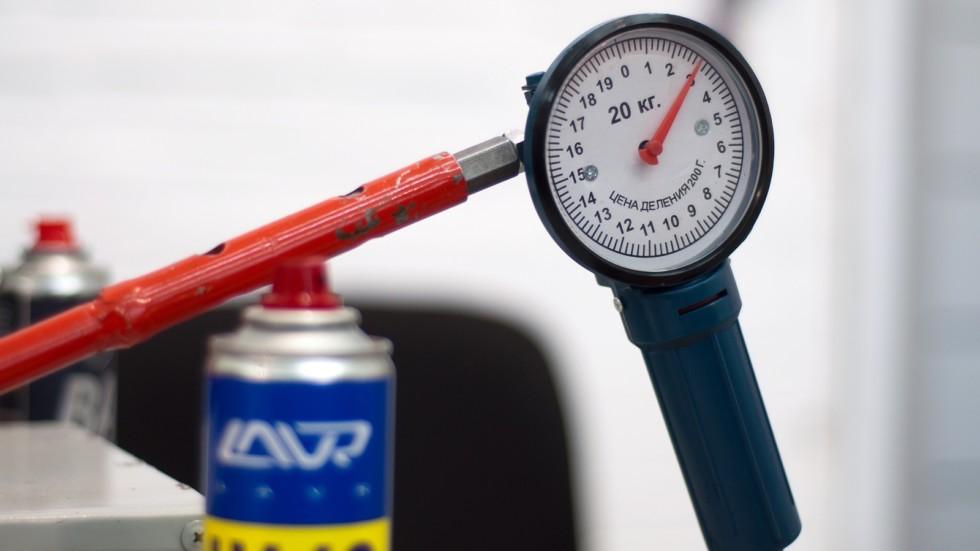 тестирование жидких ключей на трение