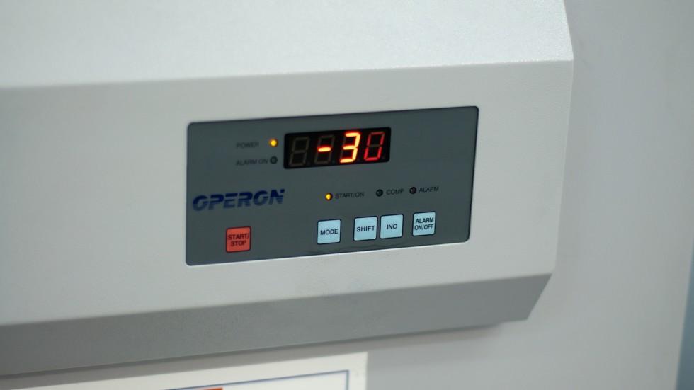 тестирование жидких ключей в морозильной камере