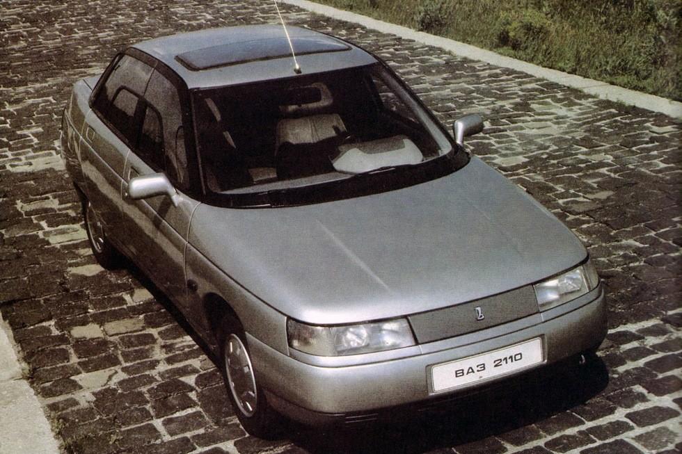 ВАЗ 2110 опытный