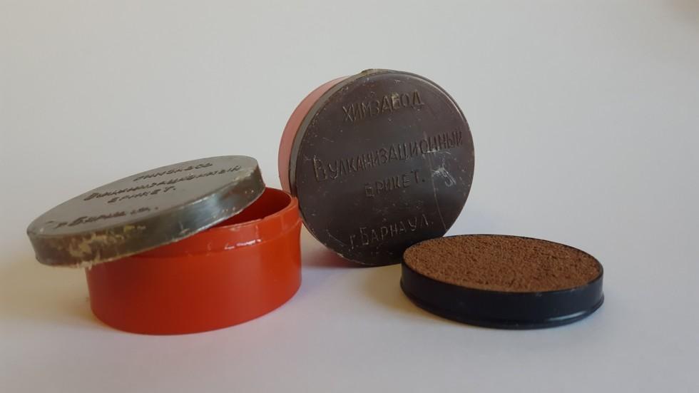 Вулканизационный брикет