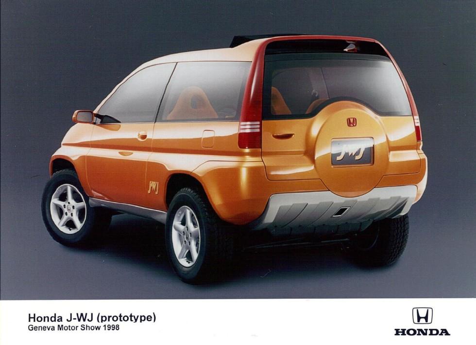 Honda J-WJ