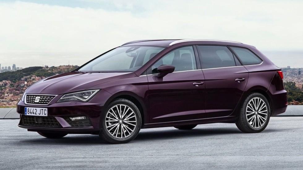 Современный Seat Leon ST – обычный евросарай: удобный, качественный и даже по-своему стильный.