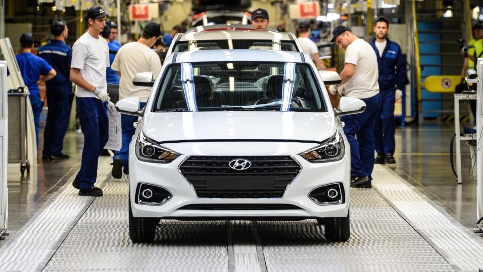Hyundai не хочет вкладывать в конструкторские разработки в России