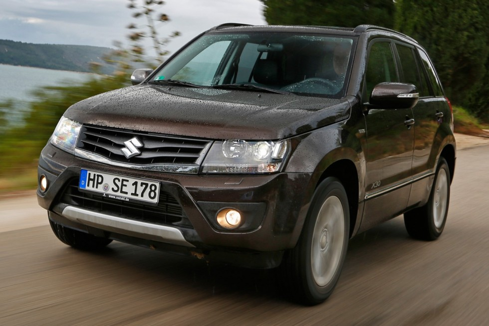 Suzuki Grand Vitara 5-door '2012–н.в.