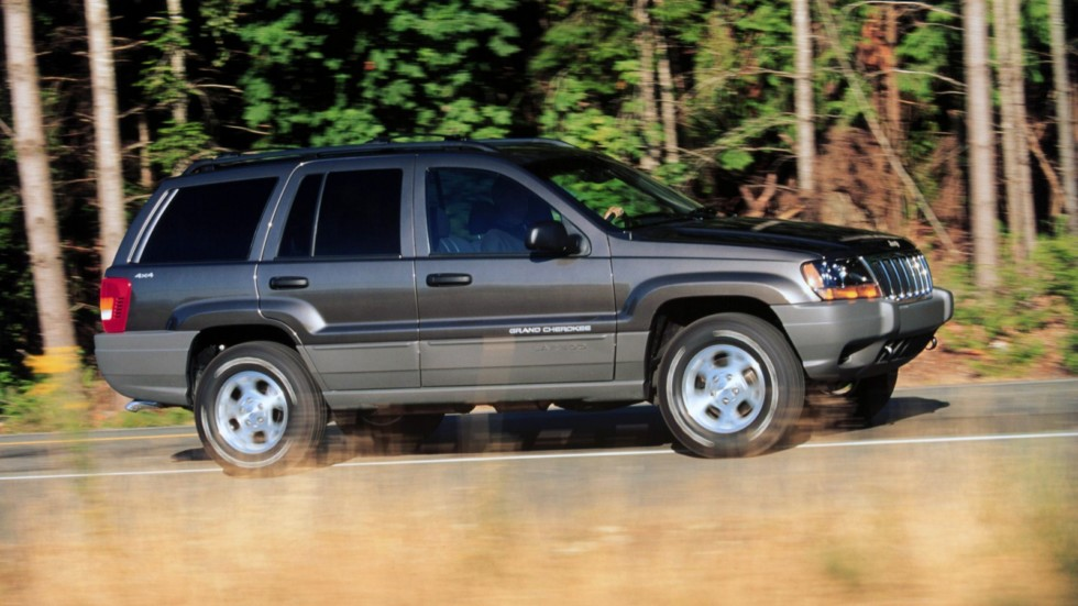 1999–2003 Jeep Grand Cherokee Laredo (WJ)