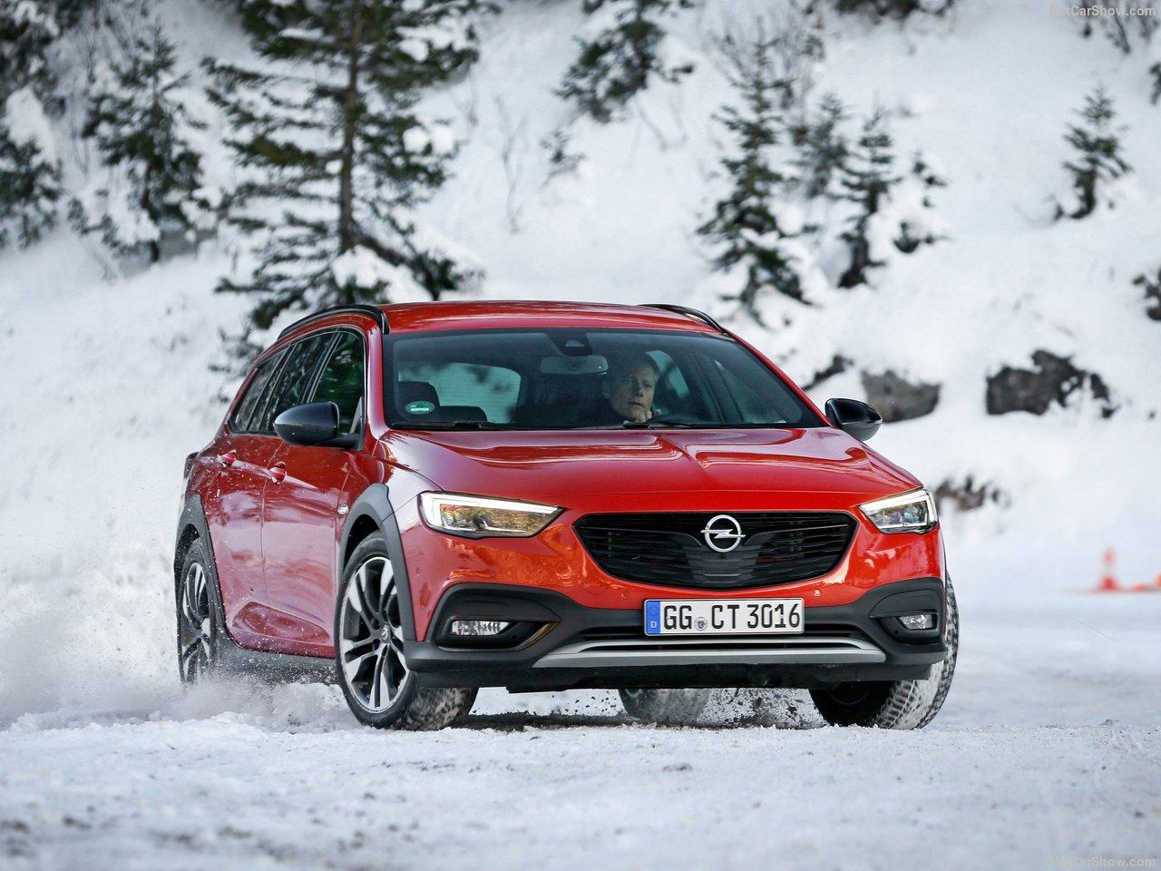 Opel Insignia обзавёлся новым экономичным мотором