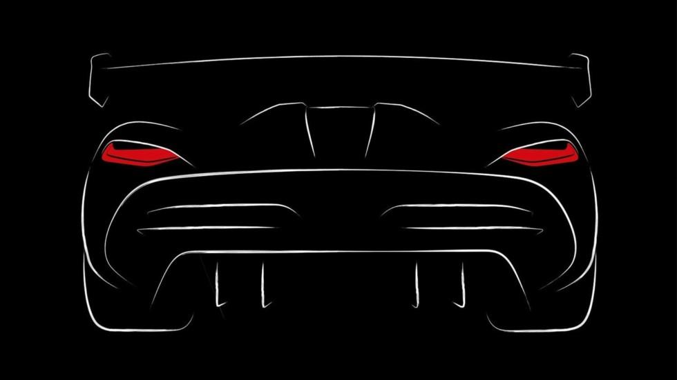 Тизер нового гиперкара Koenigsegg