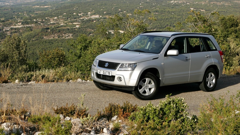 Suzuki Grand Vitara 5-door '2005–08