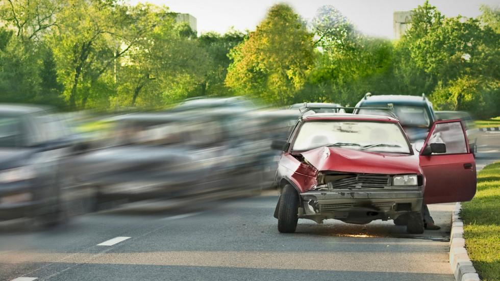 Росавтодор планирует добиться резкого снижения аварийности