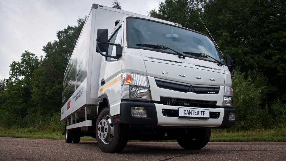 Fuso Canter TF (4)