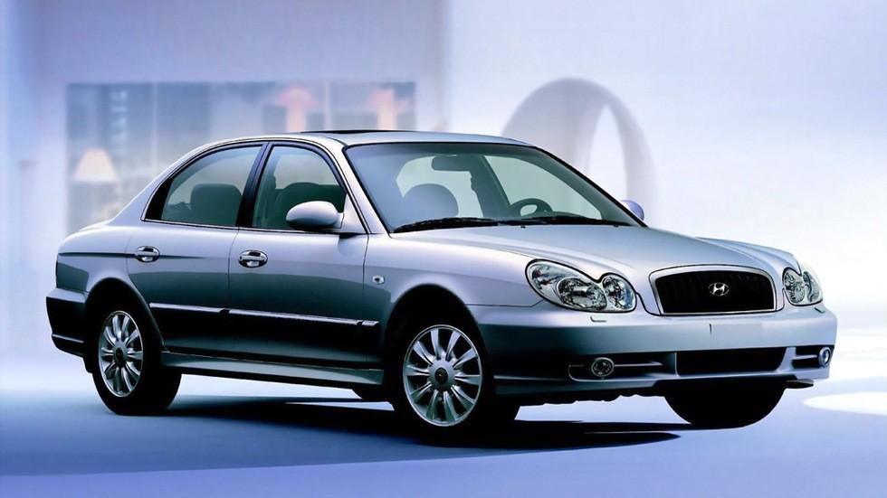 Hyundai Sonata (EF) '01.2001–08.2004чм