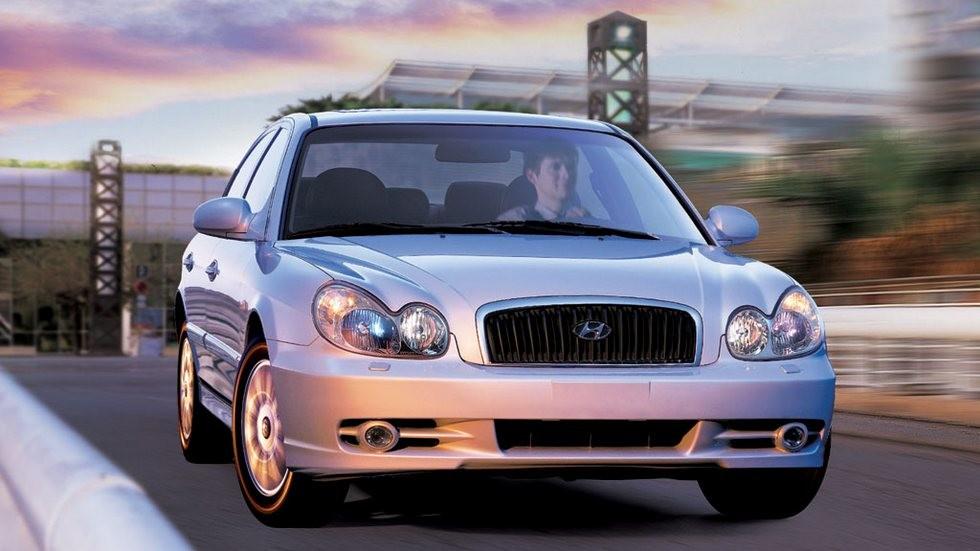 Hyundai Sonata (EF) '01.2001–08.2004ып