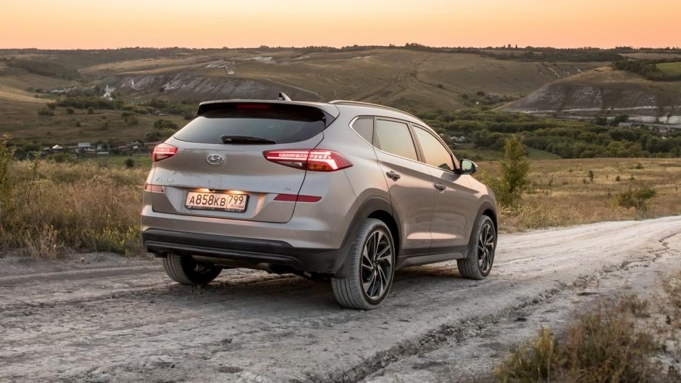 Знает только рожь высокая… Первый тест-драйв нового Hyundai Tucson
