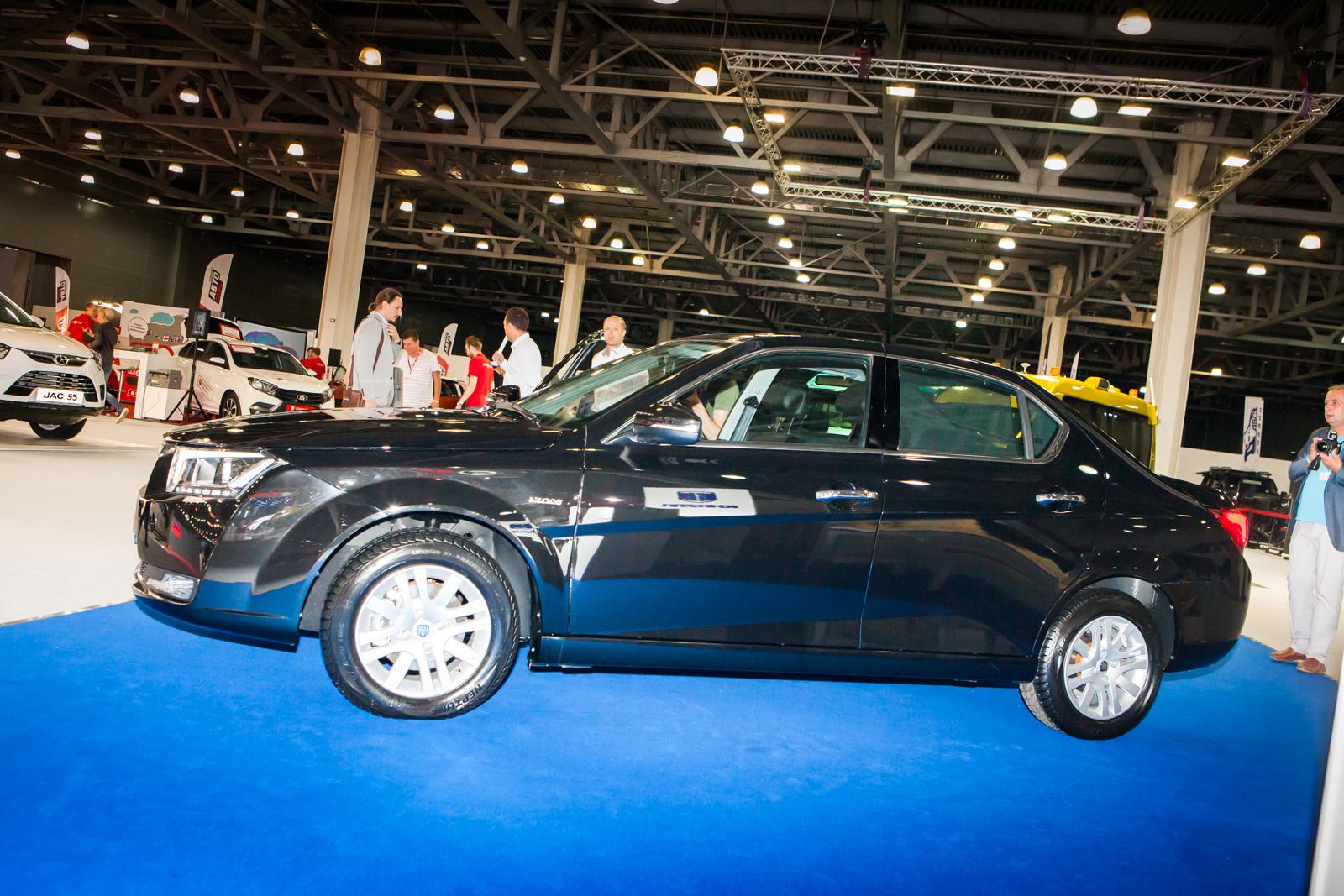 В РФ возникла новая автомобильная марка— «Хазар» изАзербайджана