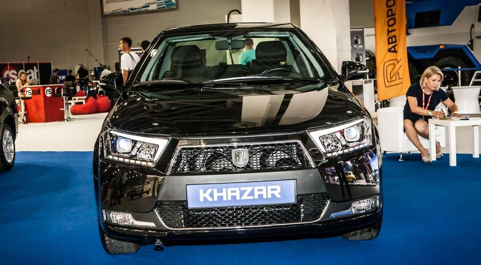 Khazar: новая марка для РФ, но её модели нам уже знакомы