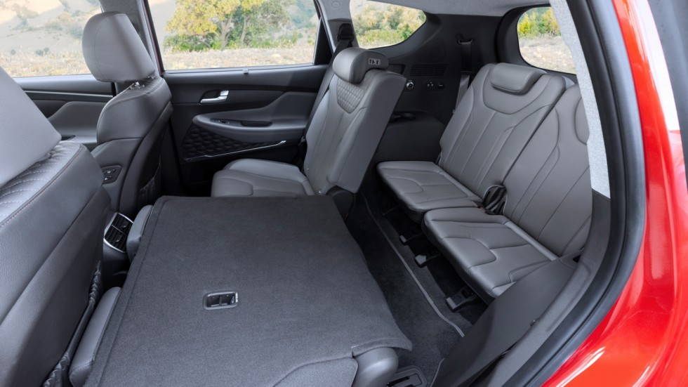 Интерьер Hyundai Santa Fe Worldwide (TM) '2018