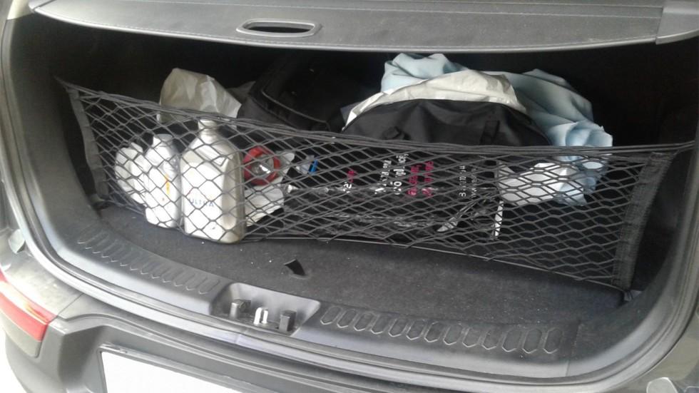 Kia Sportage SL багажник