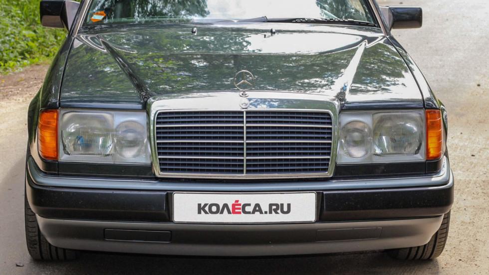 Mercedes-Benz-C124-спереди