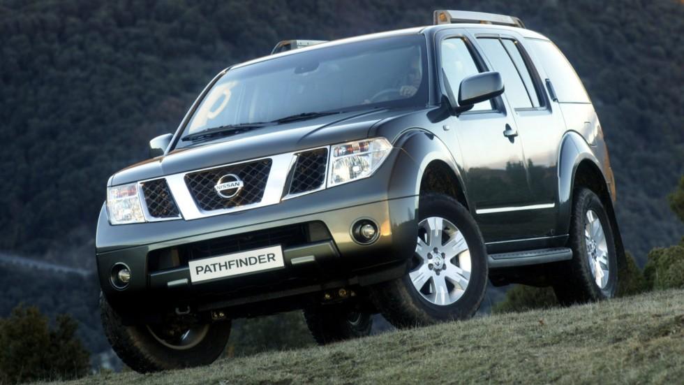 Nissan Pathfinder '2004–10