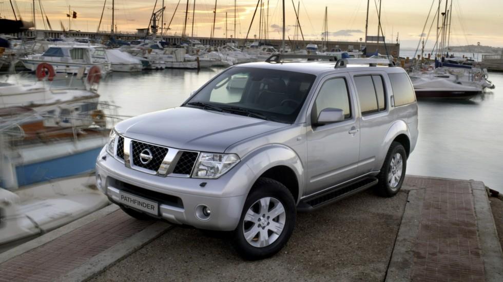Nissan Pathfinder (R51) '2004–10ч