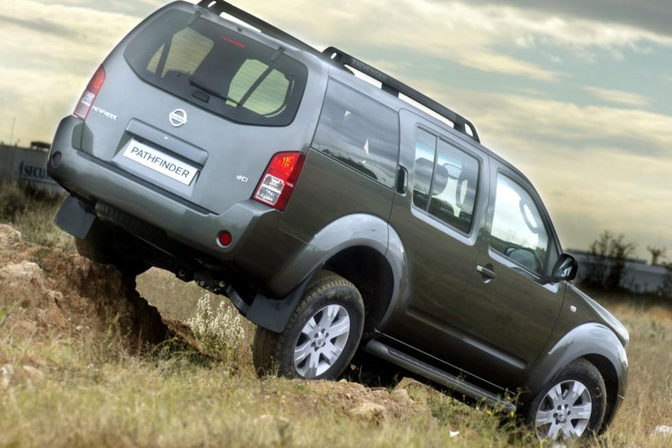 Nissan Pathfinder (R51) '2004–10ми