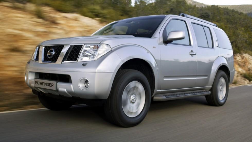 Nissan Pathfinder (R51) '2004–10я