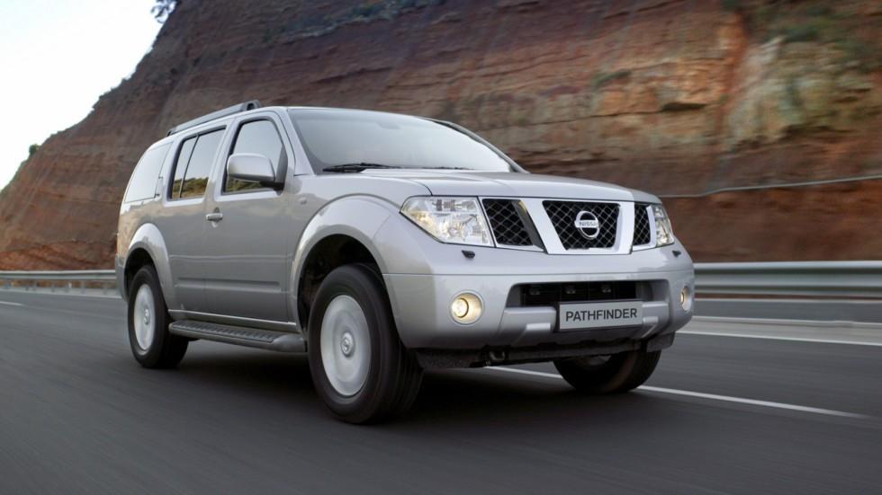 Nissan Pathfinder (R51) '2004–10яы