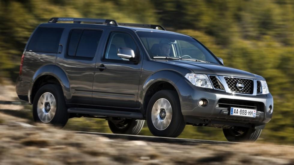 Nissan Pathfinder (R51) '2010–14