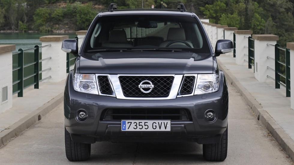 Nissan Pathfinder (R51) '2010–14с