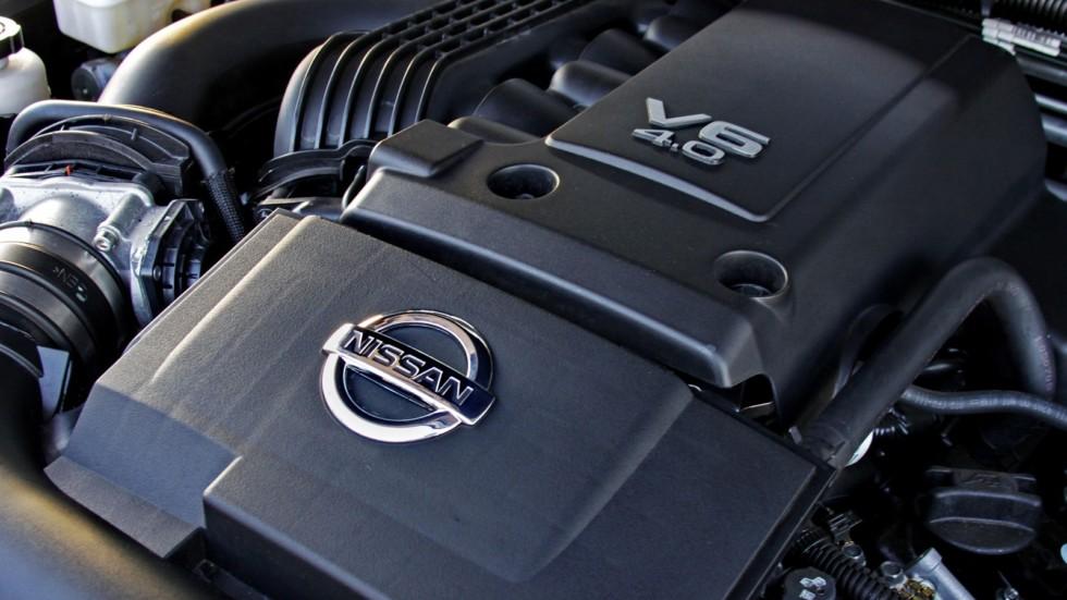 Под капотом Nissan Pathfinder ZA-spec (R51) '2010–14