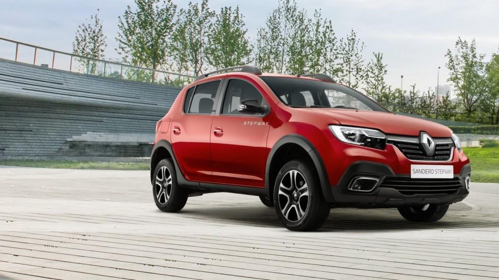 Renault Sandero Stepway City