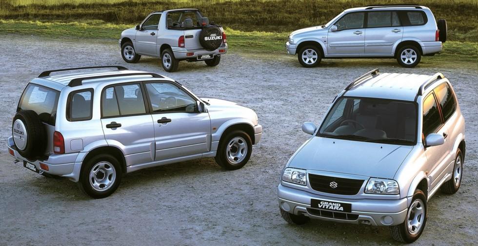 Suzuki Grand Vitara '1998–2005