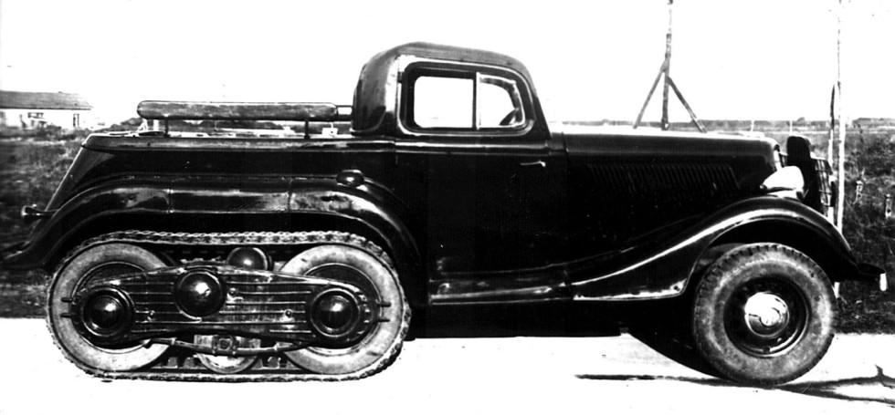 армейские легковушки СССР 16