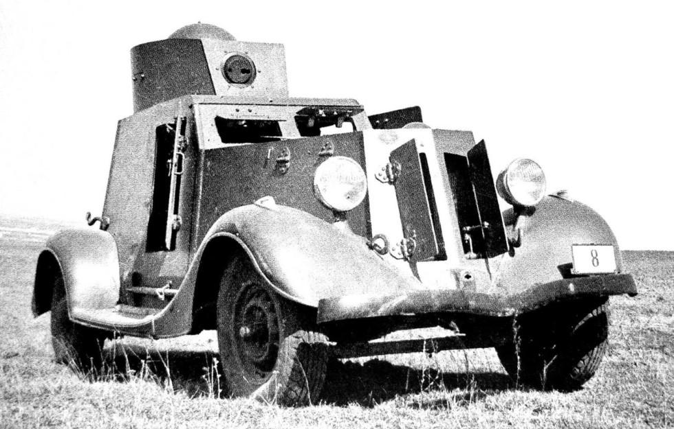 армейские легковушки СССР 20