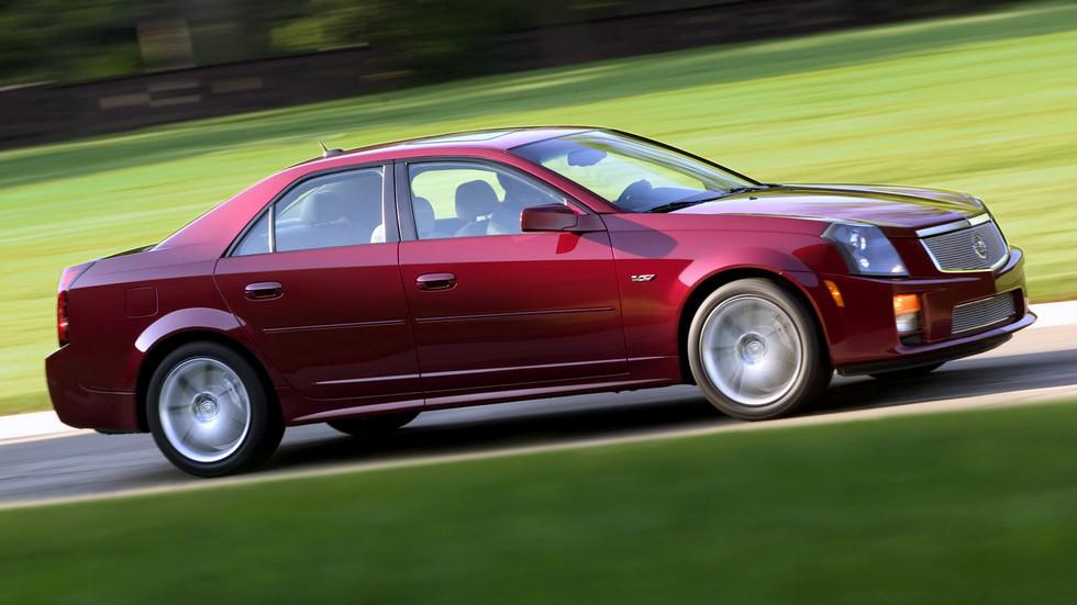 Cadillac CTS-V '2004–07