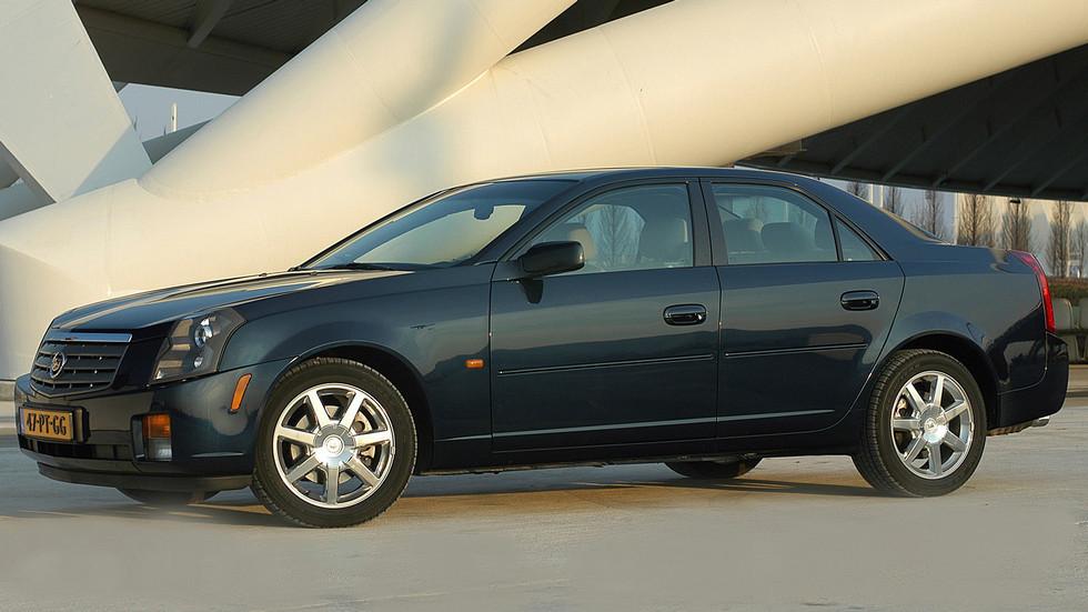 Cadillac CTS '2002–07