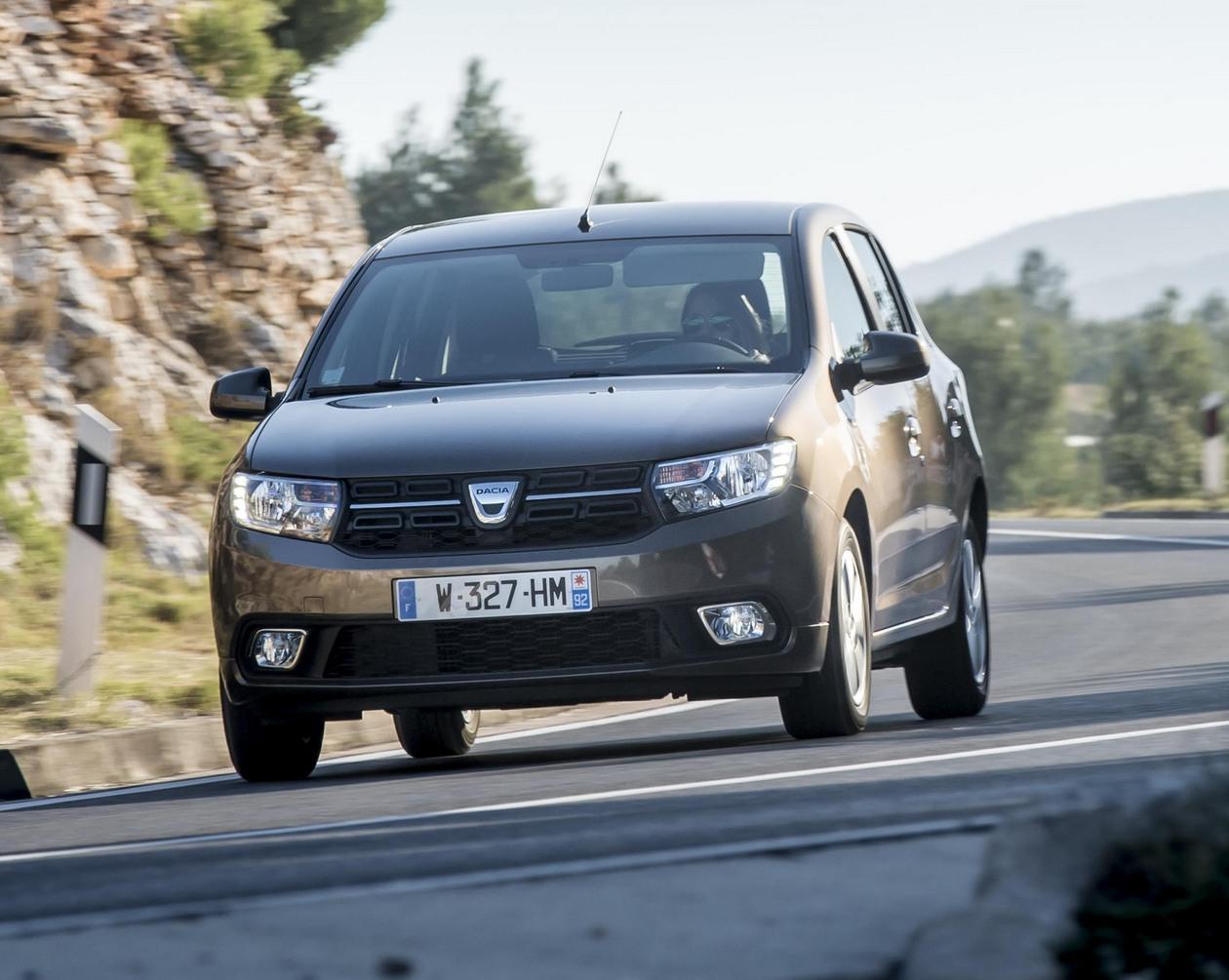 Следующая Dacia Sandero догонит Renault Megane и Ford Focus по размерам