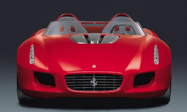 09АвгFerrari представит новую модель в сентябре