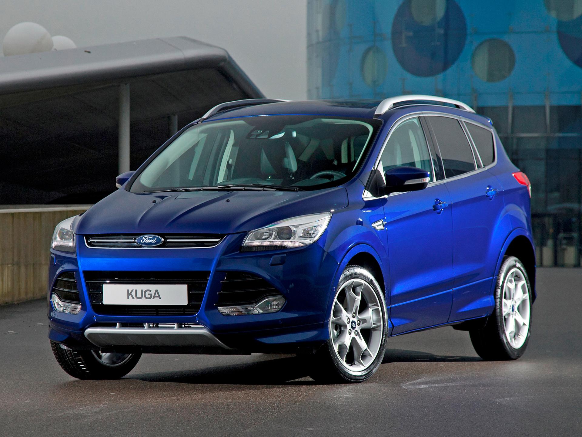 Ford отзывает Focus и Kuga в России из-за угрозы огня из-под капота