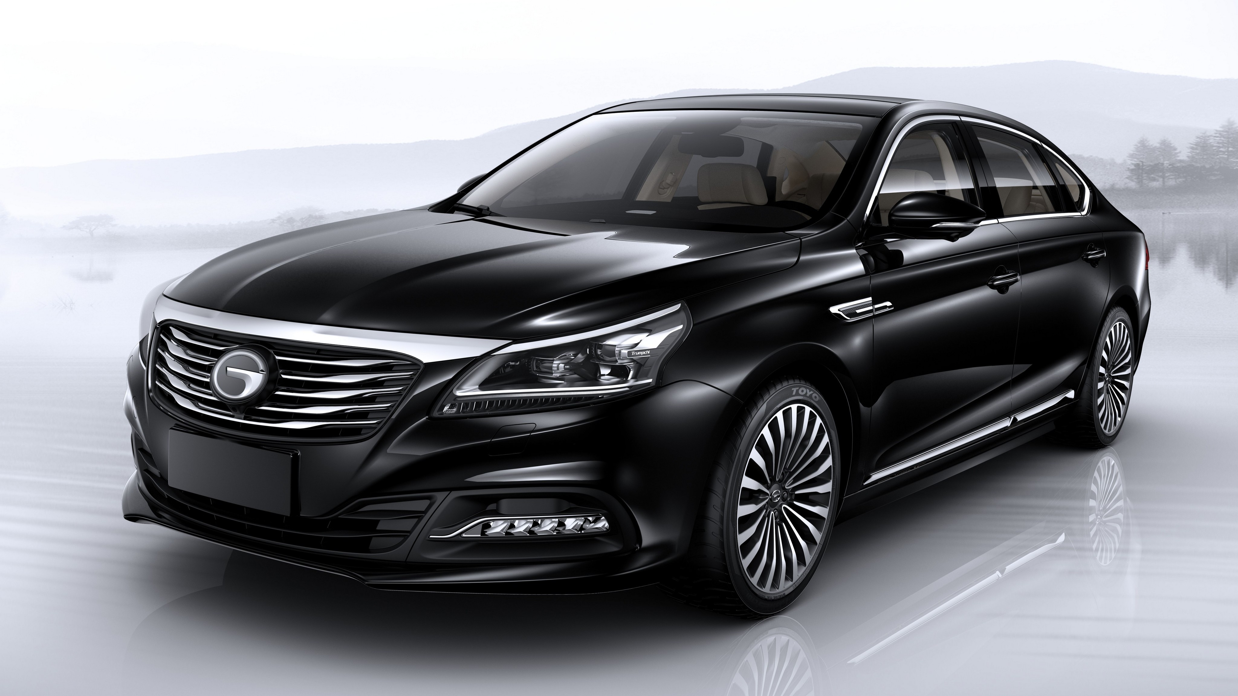 Китайский концерн GAC вышел наавтомобильный рынок Российской Федерации 30.08.2018
