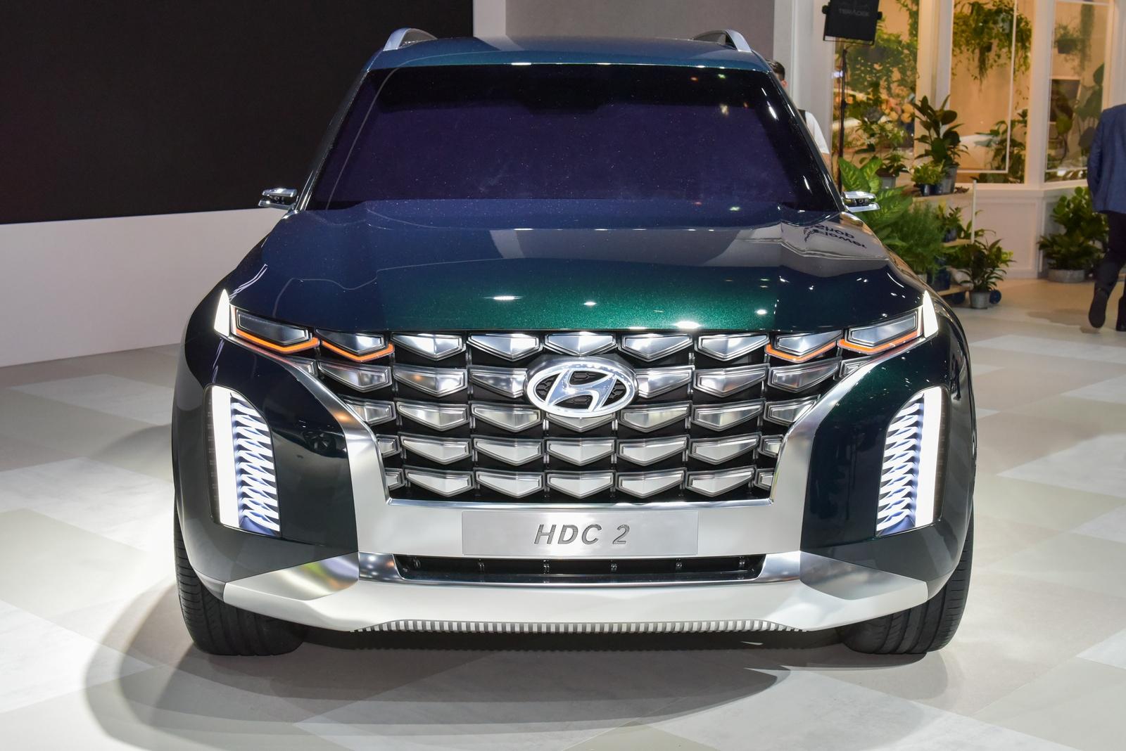 Hyundai может выпустить конкурента Toyota Land Cruiser 200
