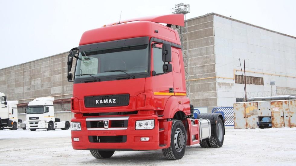 КАМАЗ 5490